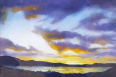 TERRY BIGGS CUP - RUNNER UP - Janet Blackham - Skye Sunset