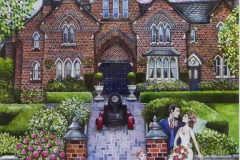 St ALBANS TROPHY - COMMENDED - Mandy Reekie - The Gatehouse