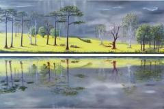 CHALLENGE TROPHY - WINNER - Inga Armstrong - Reflections