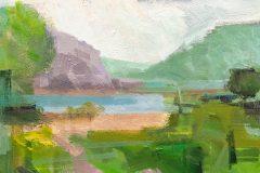 Lakes End Artist © ClivePatterson