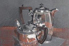 Silver study Artist © Tracey Gent